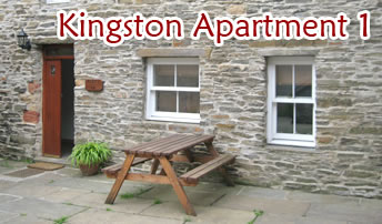Kingston Apartment 1 - Orkney Self Catering