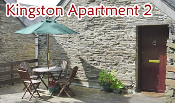 Kingston Apartment 2 - Accommodation in Orkney