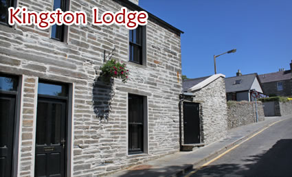 Kingston Lodge - Orkney Self Catering