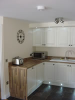 Kingston House kitchen - quality self catering in Orkney